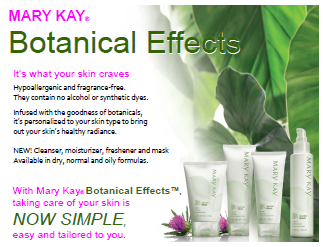 mary kay giveaway 2 Giveaway: NEW Mary Kay Botanical Gift Basket!
