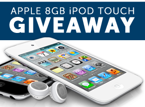 Castle Creek Homes1 *Last Day To Enter* Giveaway:  Apple 8GB iPod Touch!