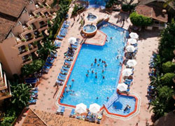 250x180 FriendlyPuertoVallarta 081511 pic3 Just in Time for Labor Day! All Inclusive 3 Night Stay/Two Adults Two Children at Holla Vallarta for $299.00