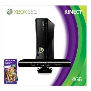 XBox Kinect Bundle *Super Hot*  XBox 360 With Kinect Only $199.99 with Free Shipping (After Amazon Credit).