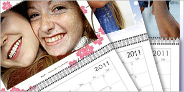 calendar Custom Photo Calendar $5.32 shipped! (Think Christmas!)