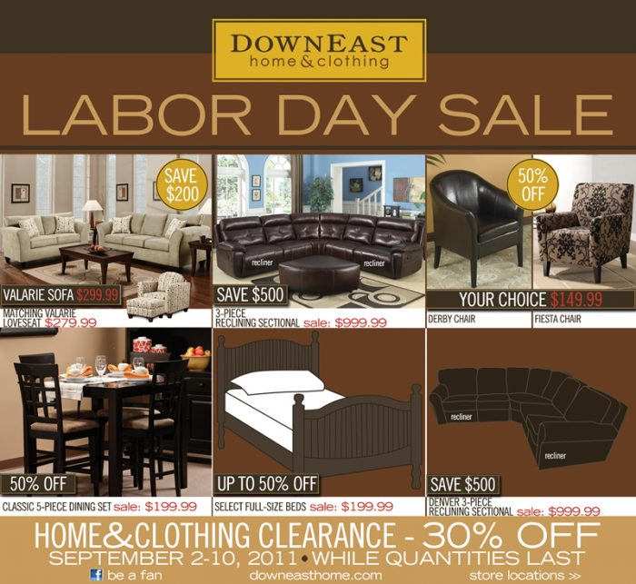 Downeast Labor Day sale Extra 30% off Downeast Home and Clothing