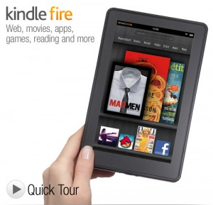 Kindle Fire1 300x289 **Hot**  $10 off $100 Purchase on Amazon!  Discounted Kindle Fire!!!
