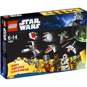 LEGO Star Wars Advent Calendar **Hurry**  Lego Star Wars Advent Calendar $39.99.  Sales out FAST!