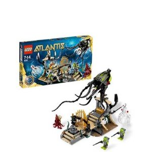 Lego Atlantis Lego Fan?  Lego Atlantis Gateway of the Squid only $18.96!