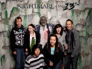 Nightmare on 13th $15 For VIP Pass to ALL 3 Attractions at Nightmare on 13th!!