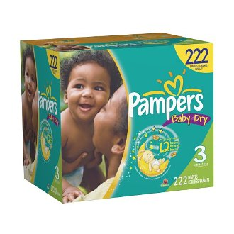 Pampers AAA Deal: Great Deal on Diapers!  Huggies and Pampers Coupons = Time to Buy!