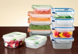ShoKo tupperware Sterilite 20 Piece Ultra Seal Food Storage Set, $24.99, save 50%