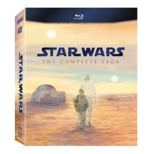Star Wars Star Wars Pre Order for Blu Ray $79.99 with Amazons Price Guarantee!
