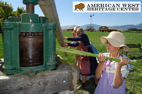 deals on american west heritage center tickets