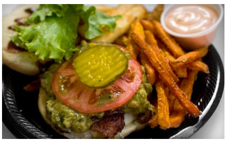 burger Save 52% on Burgers, Fries, and Shakes With this Groupon!