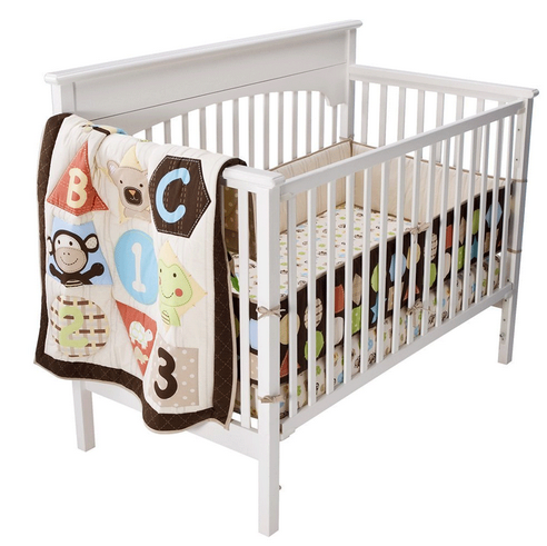 circo crib set Hot Deal on a Circo 3 piece ABC 123 Bedding for only $17.99!!