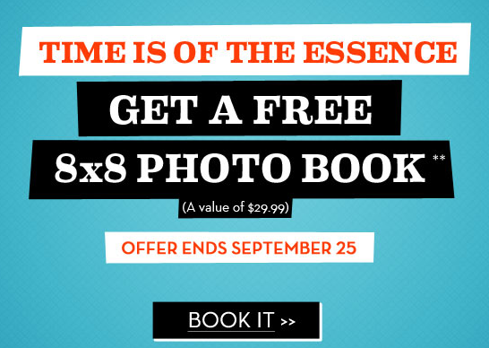 free 8x8 book Free 8X8 Photo Book from Shutterfly!!