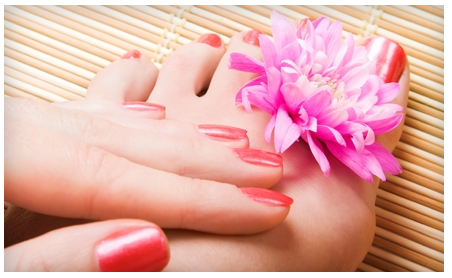 jl nails $25.00 For a Manicure & Pedicure or a Full Set of Acrylic Nails!!!
