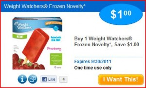 weight watchers2 300x181 HOT! Saving Star Loadable Coupons