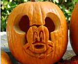 Disney Halloween Fun Disney Pumpkin Carving Stencils   Free