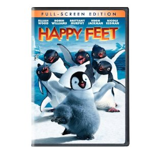 Happy Feet Happy Feet DVD $6.35 (Reg $14.98)