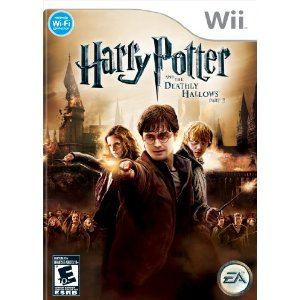Harry Potter Deathly Hallows Wii Game Harry Potter Deathly Hallows Part 2 Game Starting at Only $24.98!