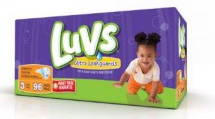Luvs Diaper Deal Giveaway AAA Deal: Great Deal on Diapers!  Huggies and Pampers Coupons = Time to Buy!