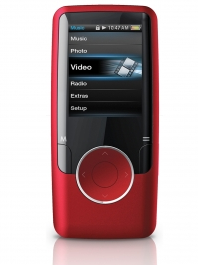 Shopko mp3 Coby 4GB MP3 Player (in red, blue or black) $19.88, Reg $59.99   67% off