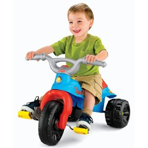 Thomas The Train Trike Deal Thomas the Train Tough Trike $24.71 (Reg $42.99)!  Great Christmas Gift!