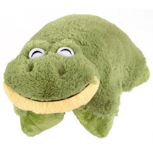 Frog Pillow Pet Deal Pillow Pet Deal Still Available.  Starting at $10.39 Plus Free Shipping!
