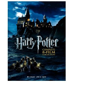 Harry Potter Complete Collection Deal Hot!!  Price Drop!  Harry Potter All 8 Movies Only $39.99 Free Shipping!