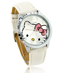 Hello Kitty Watch Deal Hello Kitty Watch $2.94 shipped!!!