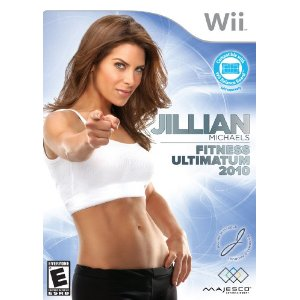 Jillian Michaels Fitness Ultimatum Wii Game Jillian Michaels Fitness Ultimatum 2010 Wii Game $11.04 (Reg $19.99) Free Shipping