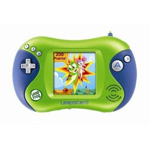 Leapster2 Deal Leap Frog Leapster 2 Learning Game System $39.99 (Reg $69.99)