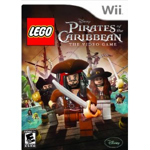 Lego Pirates Wii Game Deal Hot AAA Deal: Lego Pirates of the Caribbean (Wii & XBox 360) $14.96!