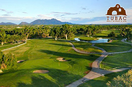 Save 460x305 43734 $279 for a two night stay at Tubac Golf Resort and Spa, plus two rounds of golf ($586 value)