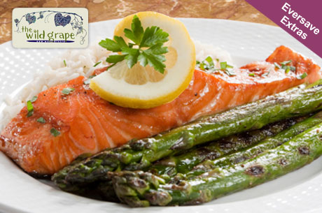Save 460x305 48319 $7 or $4 for $14 worth of award winning cuisine at The Wild Grape