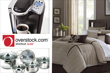 Save 460x305 48741 $10 or $7 for $20 worth gifts on Overstock.com   plus free shipping!