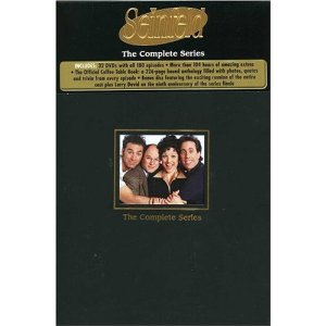 Seinfeld Deal Seinfeld The Complete Series $94.99 (Reg $250.95) Free Shipping! Until 7pm Tonight