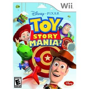 Toy Story Mania Wii Deal Toy Story Mania Wii Game $9.99!  Plus Other Disney Wii Games!
