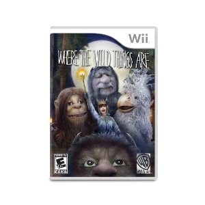 Where the Wild Things Are Deal Hurry!!  Where the Wild Things Are Wii Game $8.75 (Reg $19.99)!