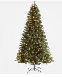 christmas tree deal 7 ft lit 50% off All Christmas Tree items (including decorations)