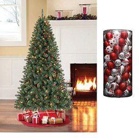christmas tree deal HOT Prices on Artificial Christmas Trees   starting at $20.00!
