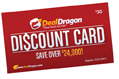 discount card1 Deal Dragon Black Friday Deals!