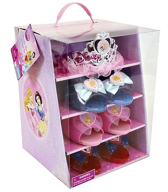 disney princess shoe and tiara deal Disney Princess Shoe & Tiara Boutique $12.09 + FREE Shipping (reg. $29.99)!