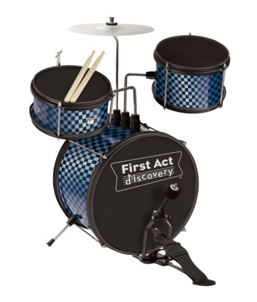 kids drum set deal target First Act Discovery Drum Set $59.99