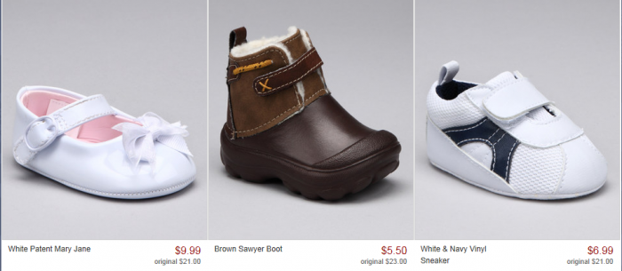 shoes deal Natural Steps Kids shoes   up to 75% off!