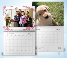 vistaprint calandar deal Free Photo Wall Calendar ~ Just pay $5.67 Shipping!