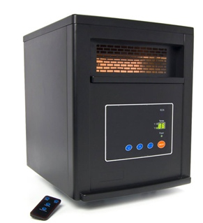 woot heater deal lifeSMART 1500 watt Infrared Quartz Heater   $99.99