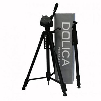 210454151 Buy.com Dolica 63 Tripod with 68 Ball Head Monopod Combo $34.50 Shipped