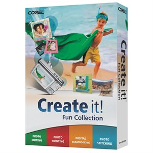 217128471 Buy.com Corel Create It $14.99 & Corel Paint It $9.99 Ships FREE (Save 78%)