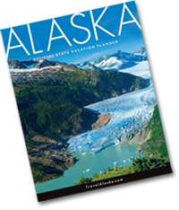 Alaska Vacation Planner Deal *Back*  FREE!  Alaskas Official State Guide Book!  Great for Kids!