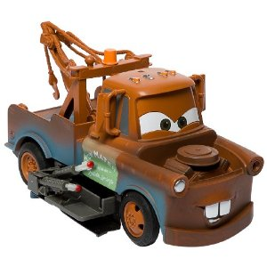 Cars 2 Mater Missile Firing Vehicle Deal Amazon Toy Deals!  Crazy Deals All Week!  Up to 80% Off!!