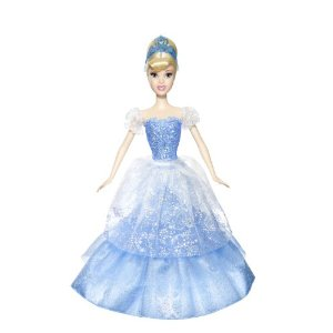 Disney Princess Cinderella Doll Deal Disney Princess 2 In 1 Ballgown Surprise Dolls $9.99 (Reg $20.99) Free Shipping!